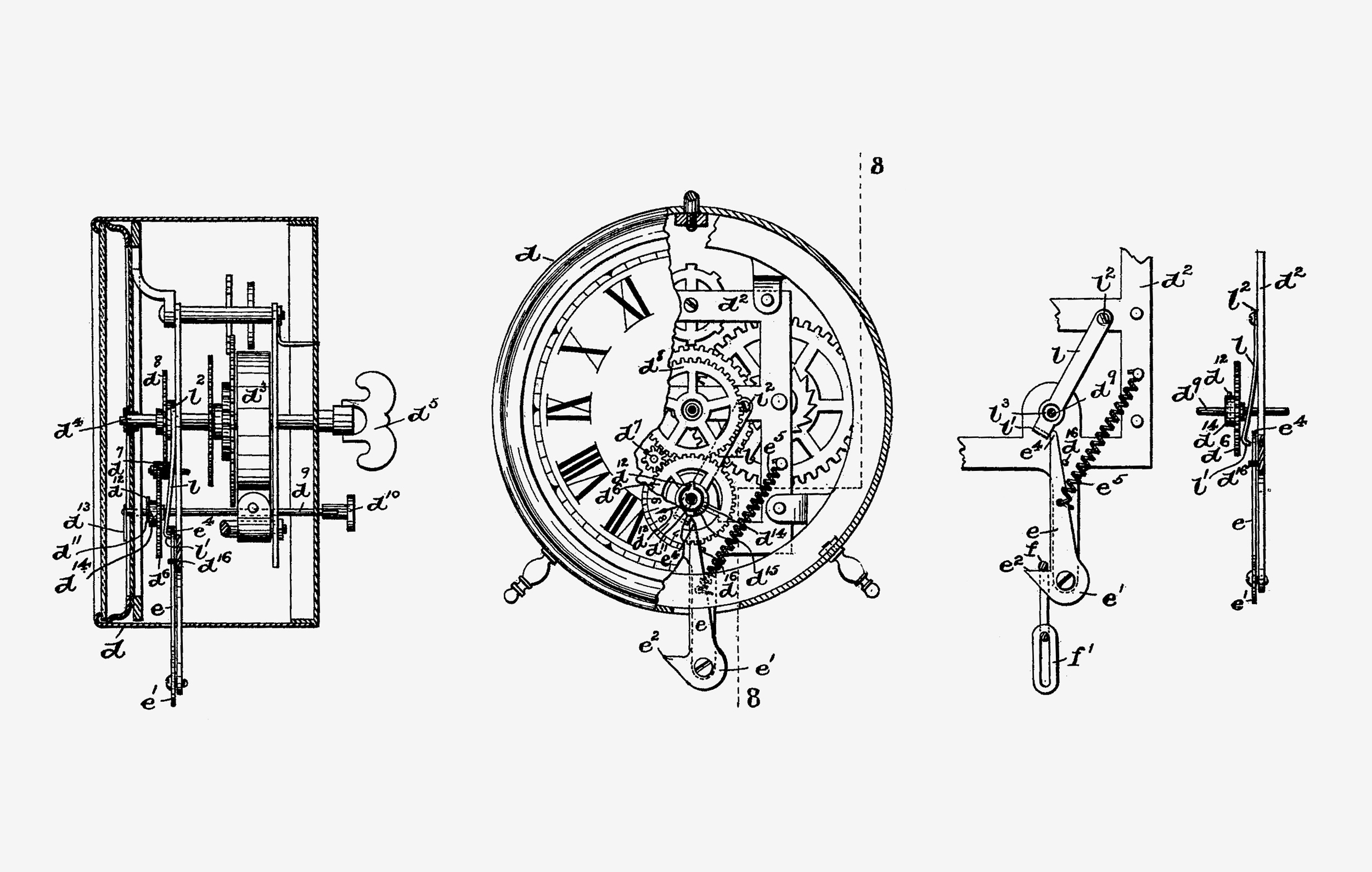 Maximilian Schubert Clockmaker Ⅱ: Scope of work
